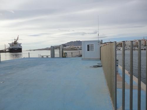La Junta licita el estudio de la ampliación del puerto comercial de Garrucha