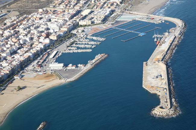 Puertos de Andalucía moderniza la subasta de pesca en Garrucha