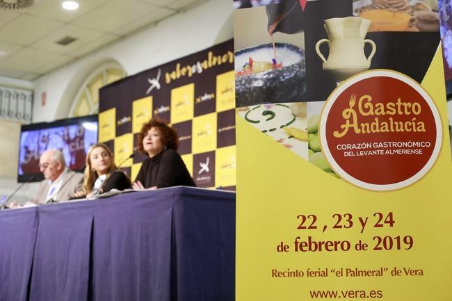 """GastroAndalucia presenta su programa con """"Sabores Almería"""""""