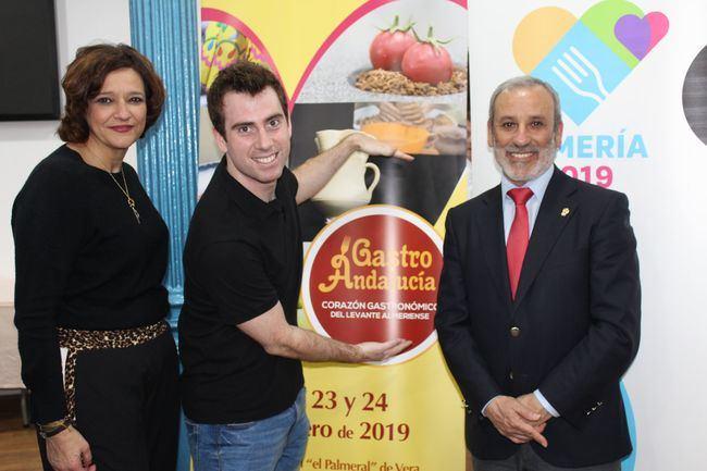 La sede de Almería 2019 acoge la presentación de GastroAndalucía
