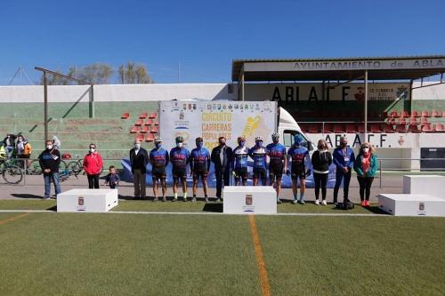Abla acoge con éxito el estreno del Circuito de Carreras de Diputación