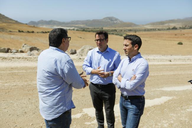 Diputación pone 'a punto' el camino de Mónsul y Genoveses