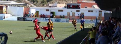 El Berja CF reanuda su liga con el objetivo de afianzar su tercer puesto frente al Villacarrillo