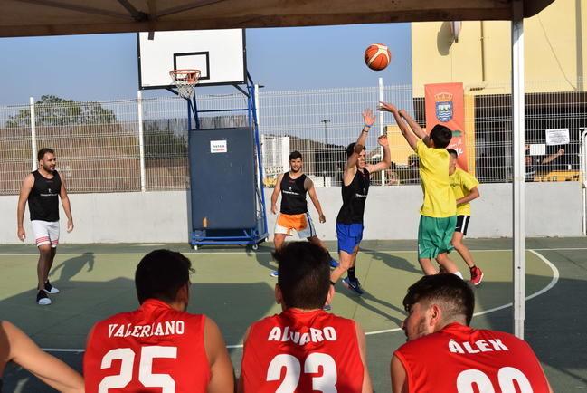 """""""C.B. Los Imparables"""" se proclama campeón del Torneo de Verano de Baloncesto 3x3"""