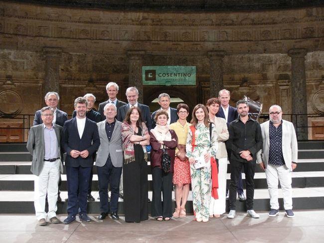 Cosentino junto a la cultura en el Festival de Música y Danza de Granada