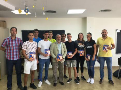 Inaugurado un nuevo curso de grado medio en actividades físicas y deportivas en Vera