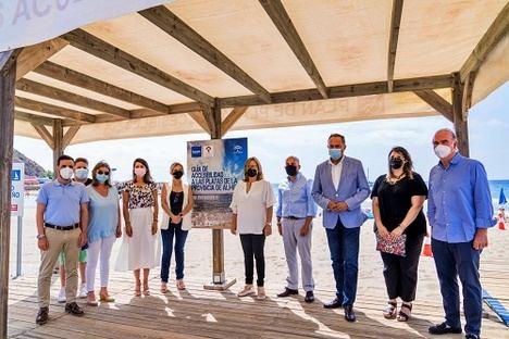 36 puntos de Almería en la XIV guía de accesibilidad a las playas
