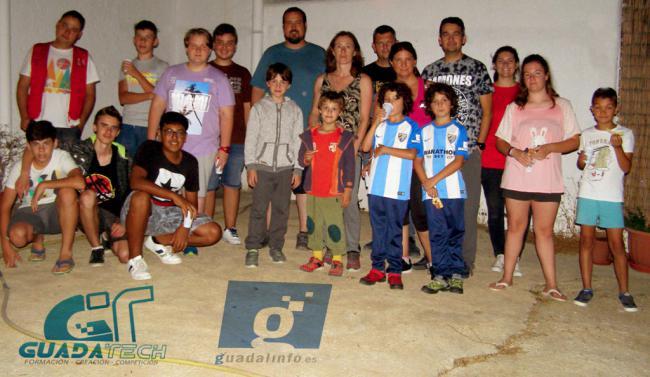 Guadalinfo de Sorbas y Uleila del Campo organizan un taller de astronomía