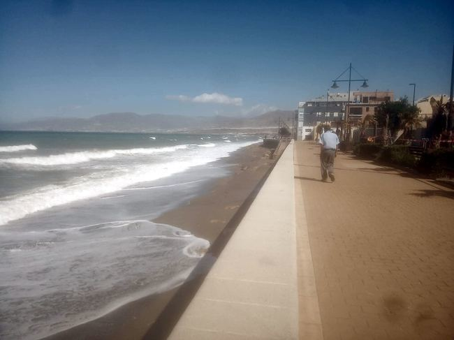 89.600 euros para aportar 11.500m3 de arena en las playas de Balerma y Guardia Viejas