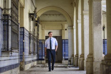 Diputación invertirá 5 millones de euros en la segunda fase de rehabilitación del Hospital Provincial