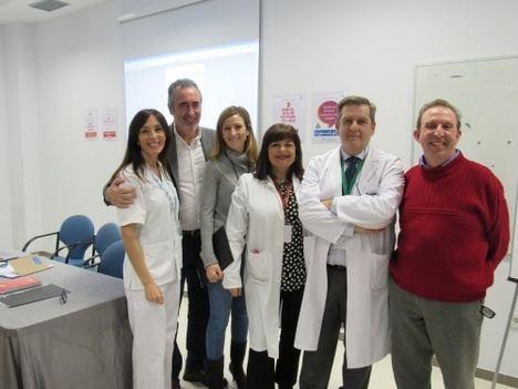 Hospital de Poniente acoge el XXIX Congreso de la Asociación Andaluza del Dolor