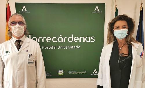 Torrecárdenas inicia en Urgencias el programa Focus para hepatitis víricas