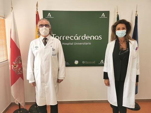 Torrecárdenas es el único hospital andaluz en el programa FOCUS
