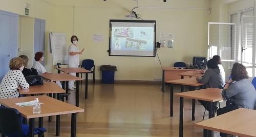 Escuela de Linfedema en Torrecárdenas