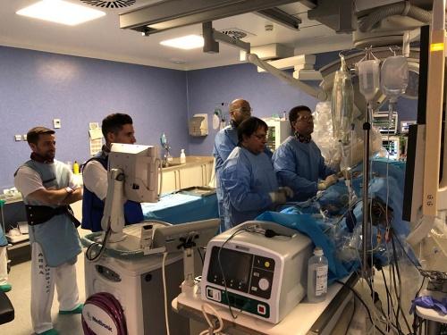 Torrecárdenas realiza 1.028 intervenciones quirúrgicas del 16 de marzo al 29 de abril