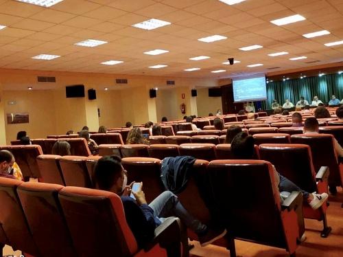 Despedida a los 52 Internos Residentes del Hospital Torrecárdenas