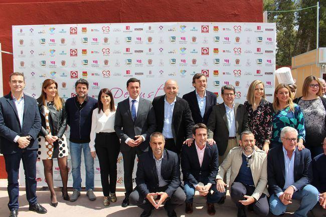 Huércal-Overa muestra su total apoyo a la candidatura de Almería como Capitalidad Gastronómica 2019