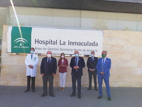 La Junta incentiva a sanitarios para que trabajen en zonas de difícil cobertura