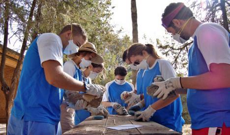 Abrucena y Tíjola acogerán Campos de Voluntariado Juvenil del IAJ