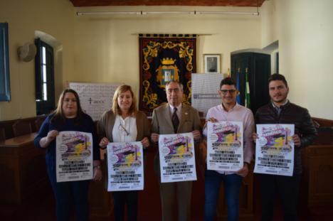 El concierto en beneficio de la Asociación Española contra el Cáncer de Níjar es presentado en el Ayuntamiento