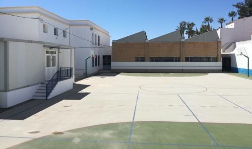 80.000 euros para ampliar el IES Alyanub de Vera y retirar dos aulas prefabricadas