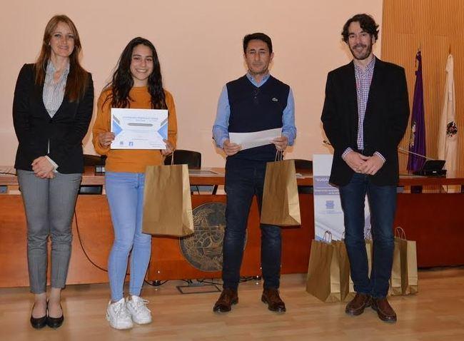 Una alumna del IES Sierra Nevada es premiada en un concurso tecnológico
