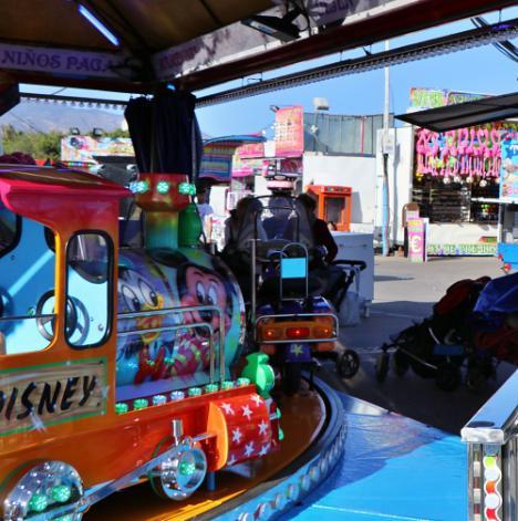 El Ayuntamiento programa una 'Feria Segura' en Balerma con motivo de las Fiestas
