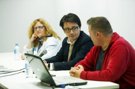 El IEA acoge una 'Reflexión del Patrimonio Histórico de Almería Destruido en la Guerra Civil 80 años después'