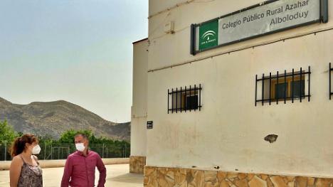Obras de climatización pasiva en cinco colegios por más de medio millón de euros