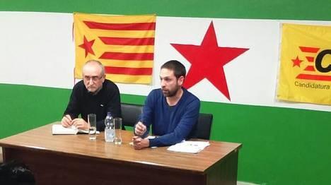 "Cáliz: ""En Andalucía existe un sentimiento nacional bastante amplio"""