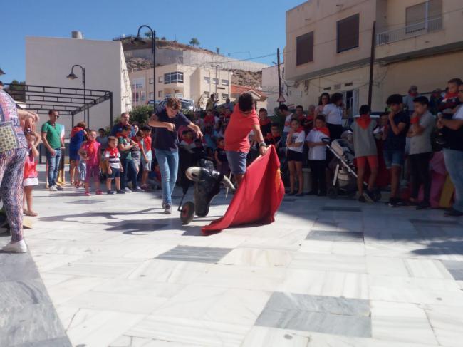 'Los talleres de tauromaquia' de Diputación en Canjáyar