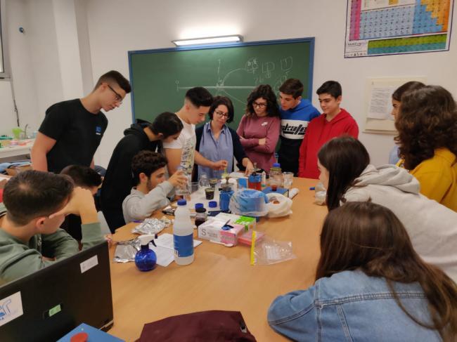 Olula del Río se convierte en la capital de la Biotecnología gracias a los talleres de Diputación