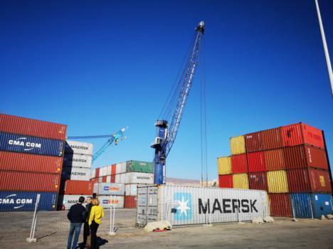 La Autoridad Portuaria de Almería es la 4ª de España que más crece en tráfico general hasta octubre
