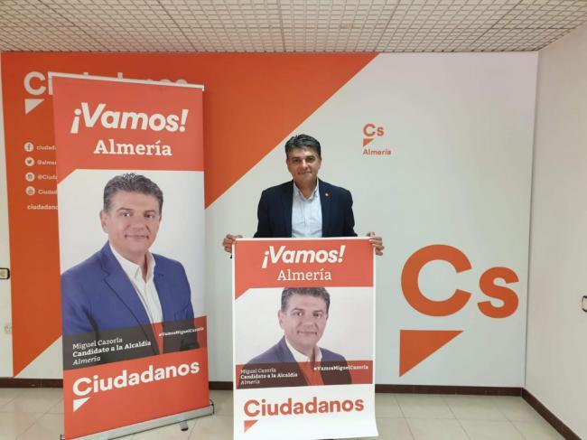 """Cazorla: """"¿Apoyarían PSOE y PP a un alcalde de Ciudadanos?"""""""