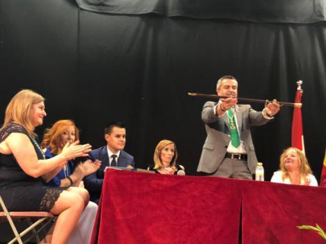 Lorenzo renueva como alcalde de Serón