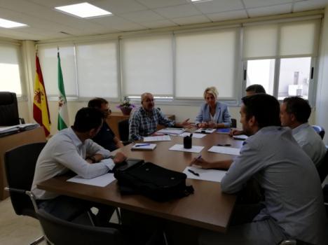 5,5 millones para carreteras de Almería por los daños de la gota fría