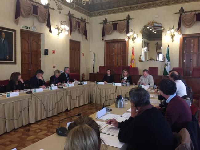 Los asentamientos centran la actuación del Foro de Inmigración creado por la Junta