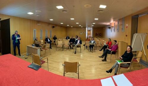 Sánchez Torregrosa alaba el trabajo del personal de la Junta en el #COVID19