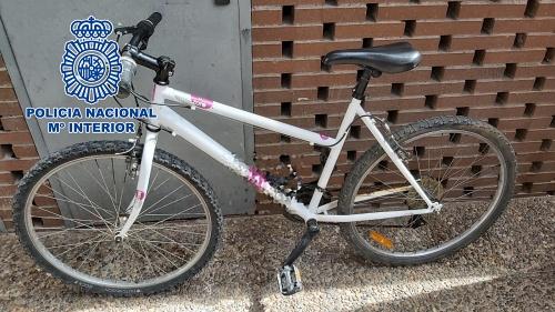 Detenido al intentar vender una bici robada