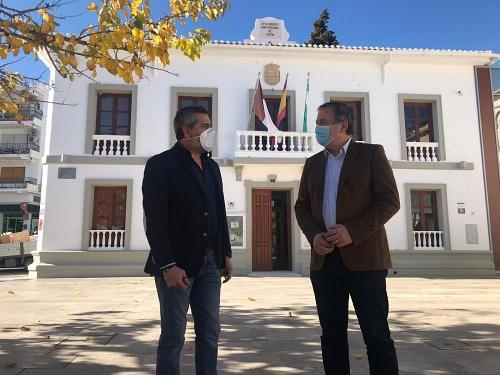 La Junta ayuda al Ayuntamiento de Serón a proteger a sus vecinos frente al #COVID19