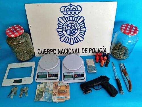 Diez detenidos en una nueva operación contra las plantaciones ilegales de marihuana