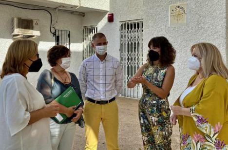 Educación destina más de 1,8 millones al CEIP Concordia de Campohermoso