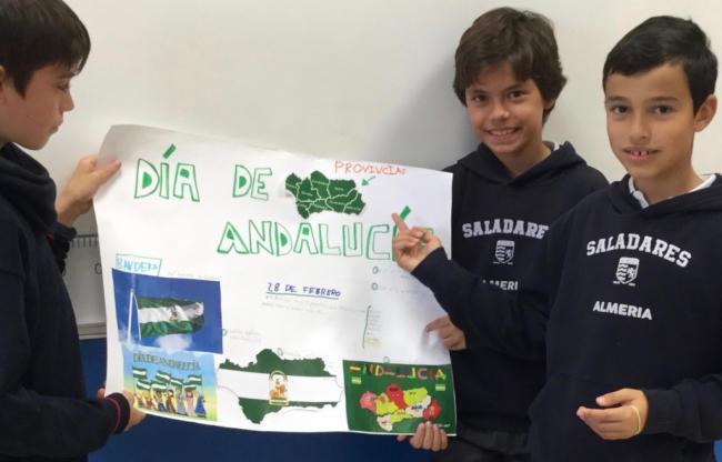 Altaduna-Saladares organiza diversos actos por el día de Andalucía