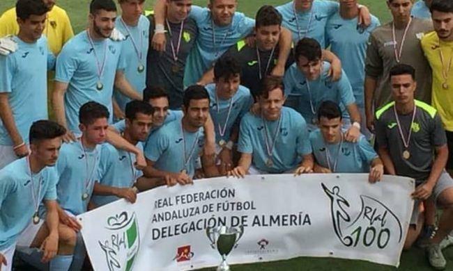 El Club Deportivo de EL Ejido es campeón juvenil