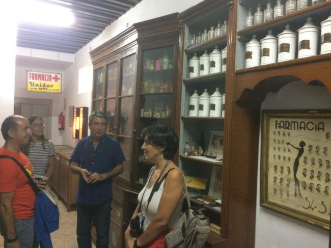 Diputación organiza un blog trip con el 'El Giroscopio Viajero'