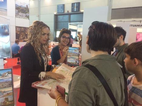 El mercado italiano estrecha su alianza con el destino 'Costa de Almería'