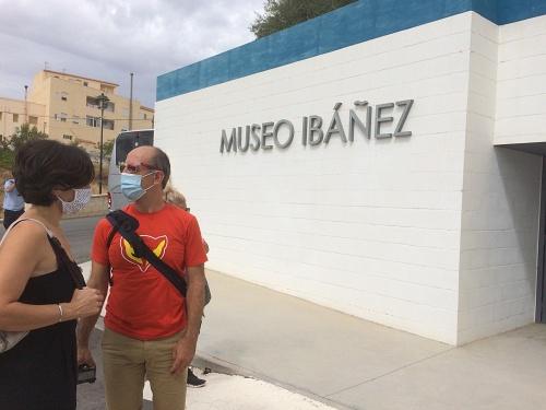 'Costa de Almería' seduce a bloggers y fotoperiodistas en un 'press trip' por el interior
