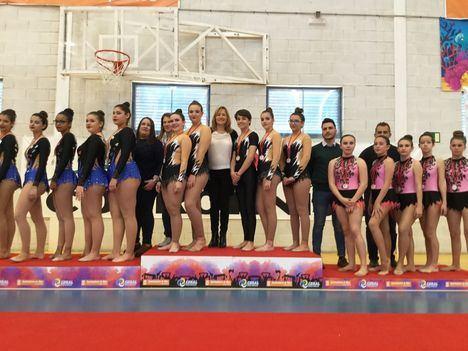 Tres oros y un bronce para las Escuelas Deportivas de Vera
