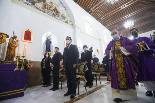 La Iglesia de Terque rehabilitada gracias a las inversiones de Diputación y Obispado