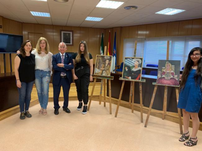 """Entregados los premios de dibujo y pintura """"La mujer ilustre el siglo de Oro"""""""